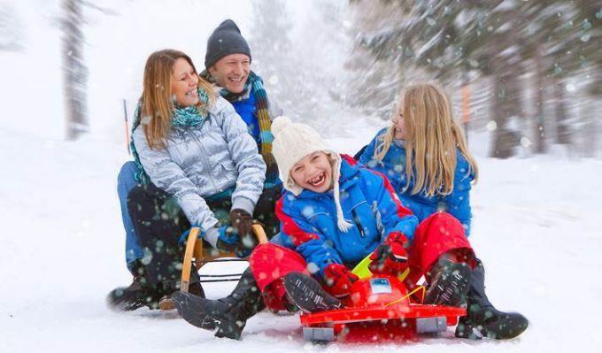 Тариф «Зимние каникулы»